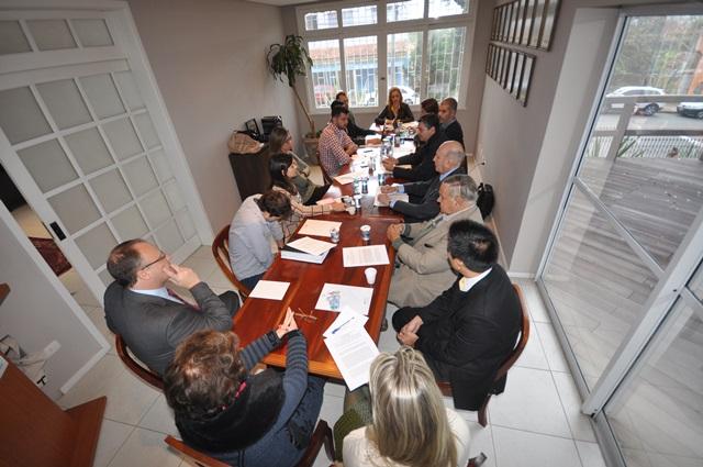 20.05.2015  – Reunião de Diretoria