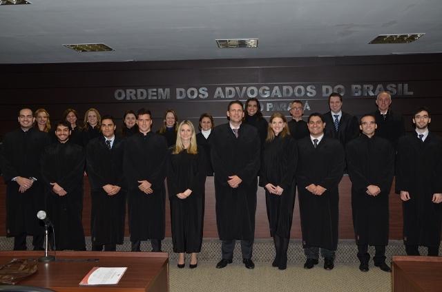 06.06.2016 – Compromisso coletivo de novos procuradores do Estado