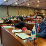 Vice-presidente da APEP participa da reunião do Conselho Deliberativo da ANAPE em Brasília