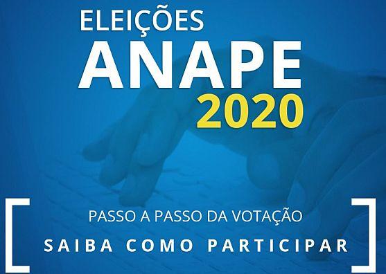 Começam as eleições da Anape