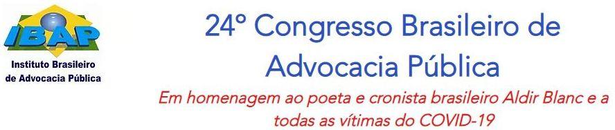 Associados da APEP são palestrantes do 24º CBAP – Congresso Brasileiro de Advocacia Pública