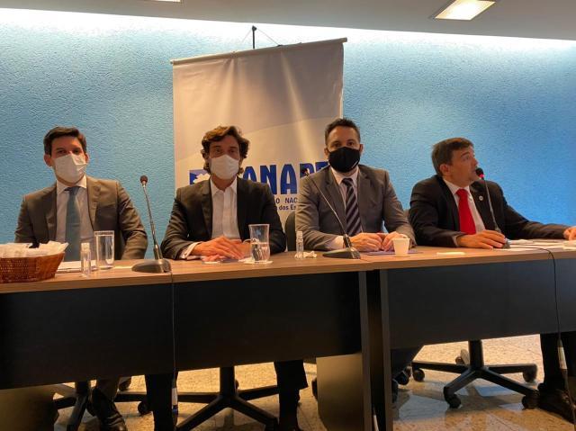 Presidente da APEP participa de reunião do Conselho Deliberativo da ANAPE