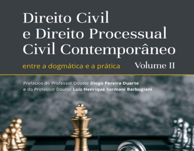 Diretor da APEP elabora prefácio de obra de Direito Processual publicada em Portugal