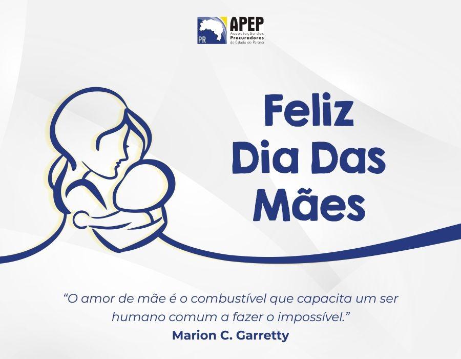 9 de Maio – Feliz Dia das Mães