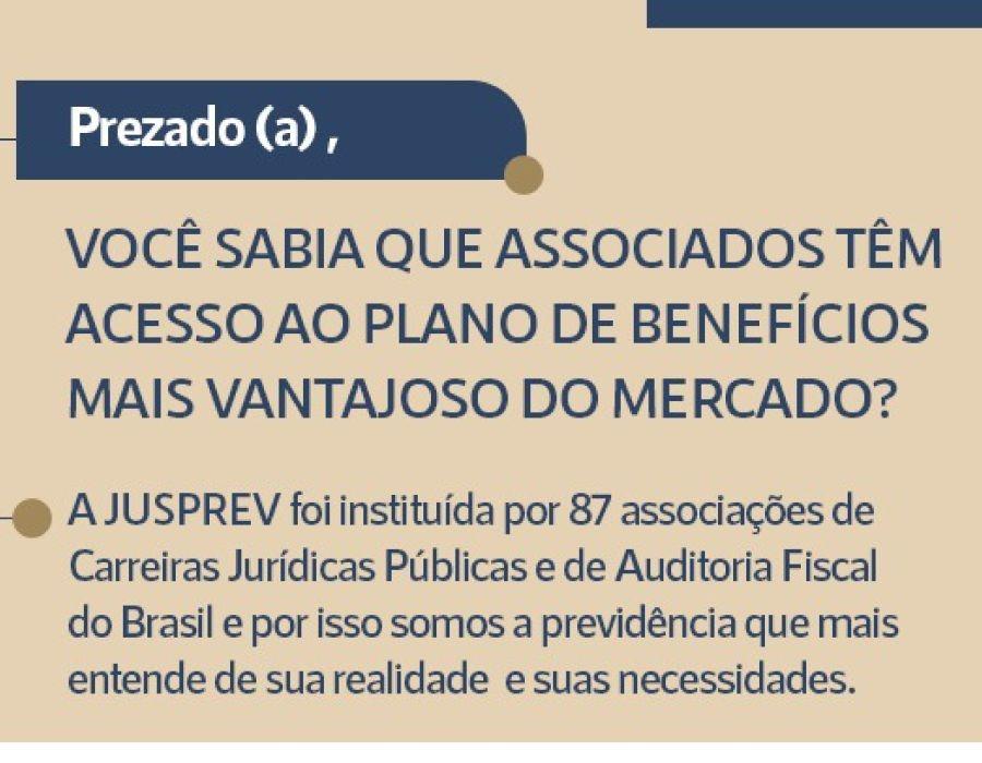 2ª Campanha de Incentivo às Associações Instituidoras da JUSPREV