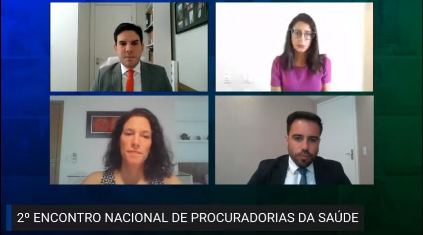 Procuradores compartilham experiências no ressarcimento de gastos com saúde