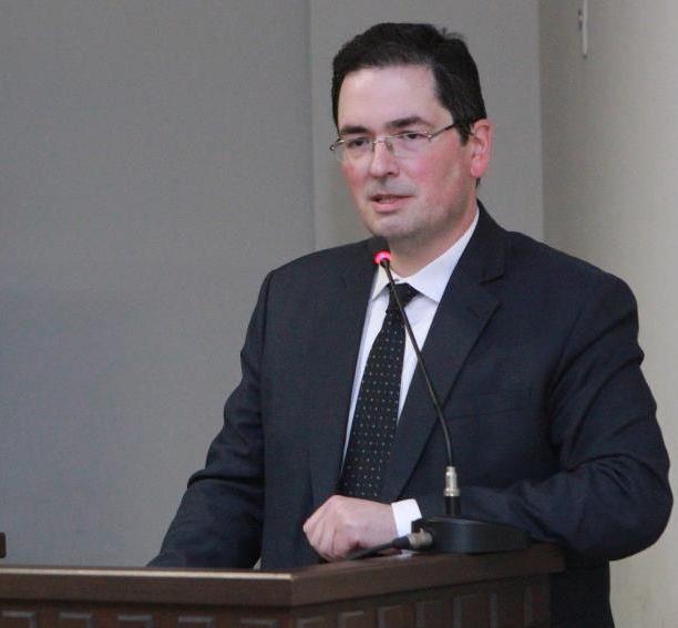Procurador Luiz Henrique Sormani Barbugiani fala sobre direitos humanos em projeto acadêmico