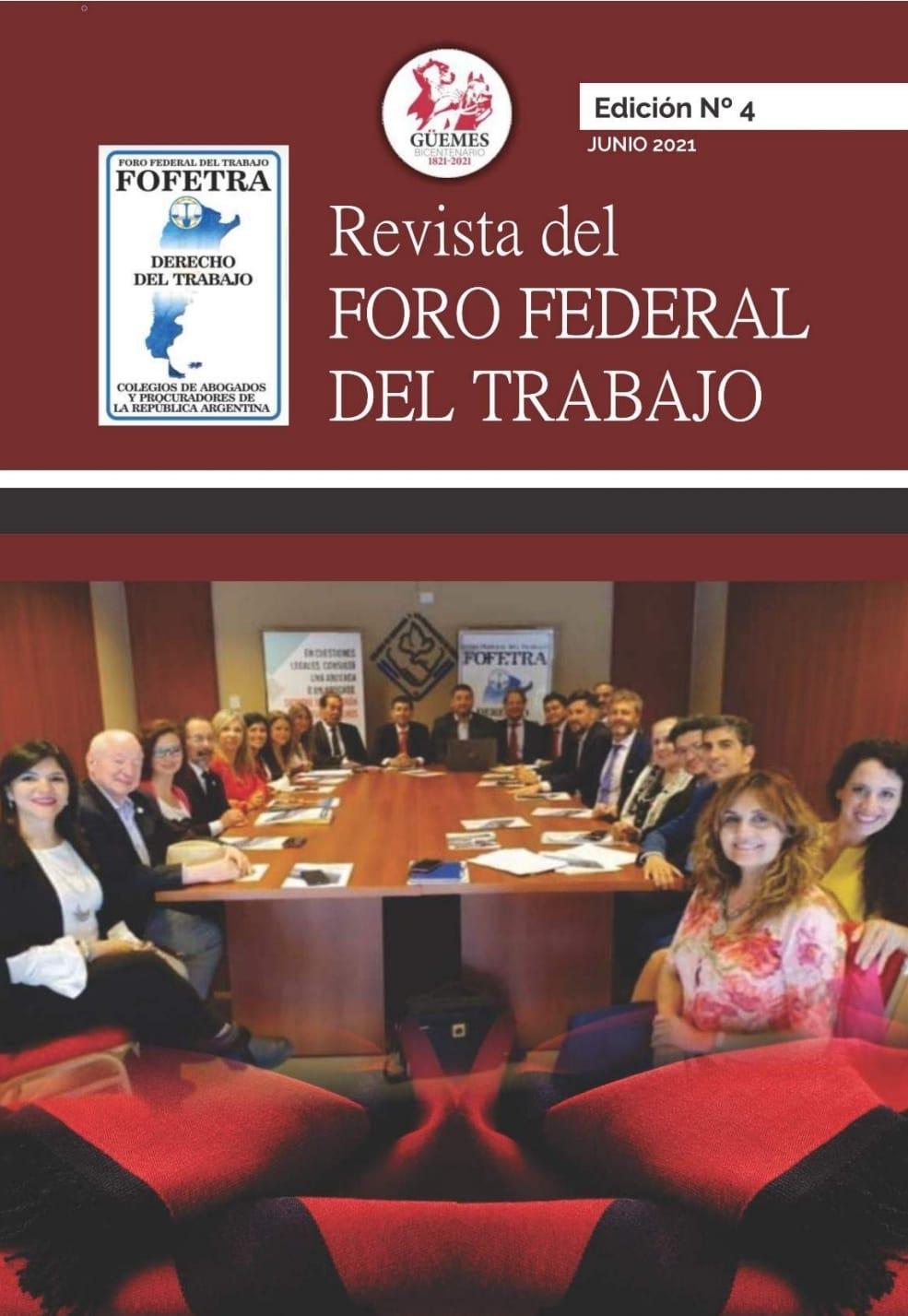 Procurador Luiz Henrique Sormani Barbugiani é articulista de revista jurídica da Argentina