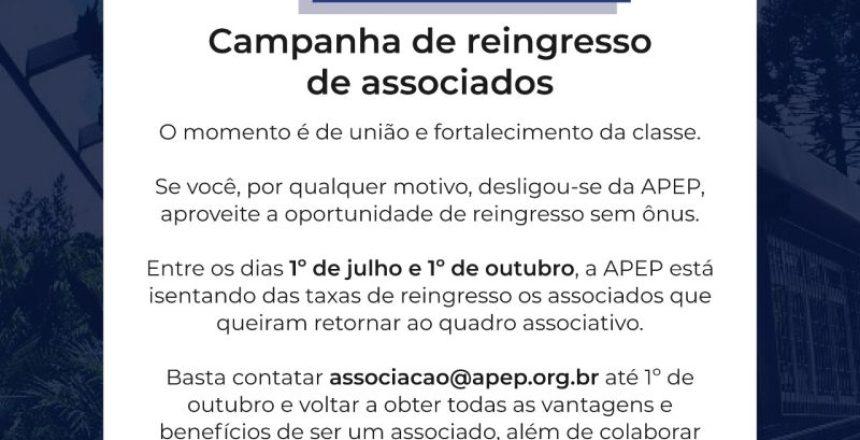 01.07.20 - campanha reingresso de associados