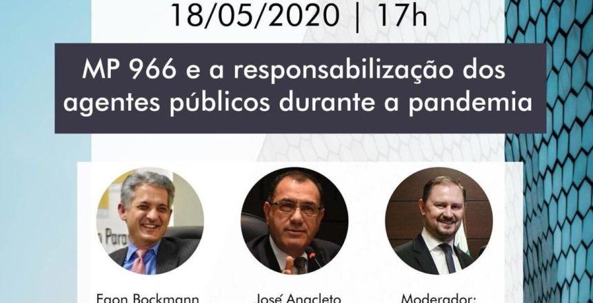 15.05.20 - Associado da APEP participa de live sobre a Medida Provisória 9662020-1