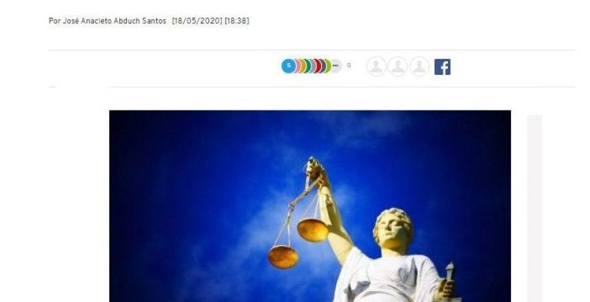 20.05.20 - Gazeta do Povo publica artigo elaborado por associado da APEP sobre a MP 966