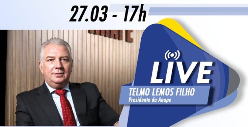 26.03.20 - live- telmo lemos filho