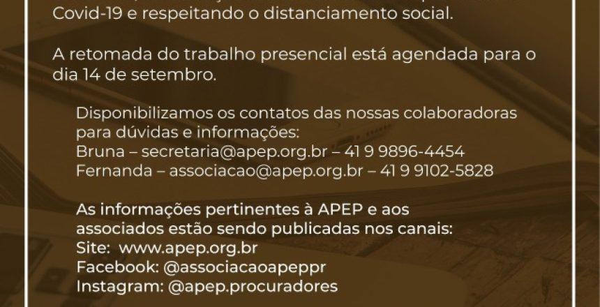 28.08.20 - COMUNICADO DA APEP 1