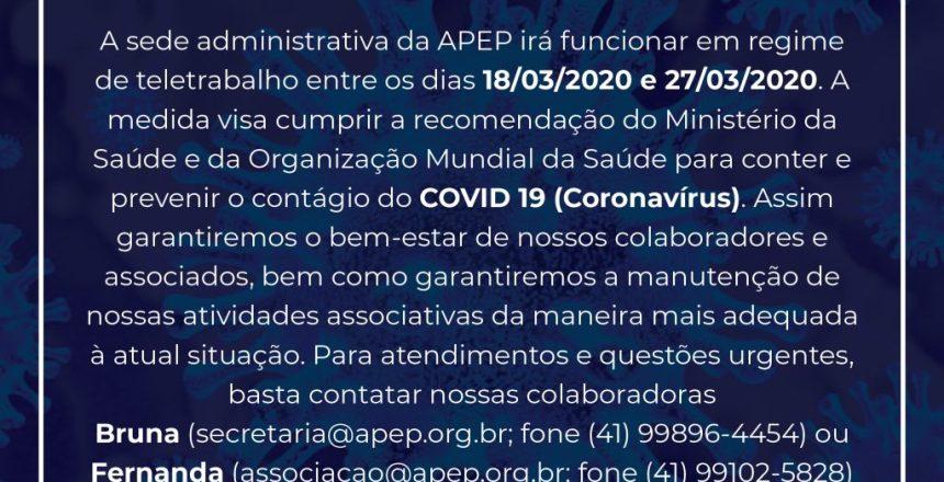 comuniado apep