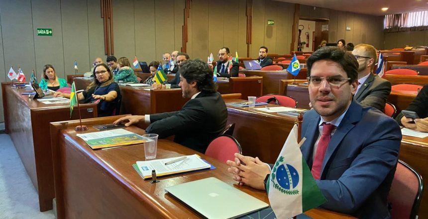 Vice-presidente da APEP, procurador Fernando Alcântara Castelo